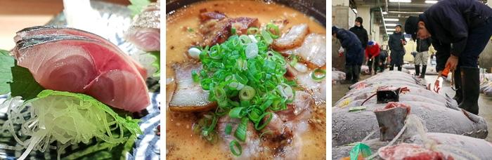 Food Tours Japan