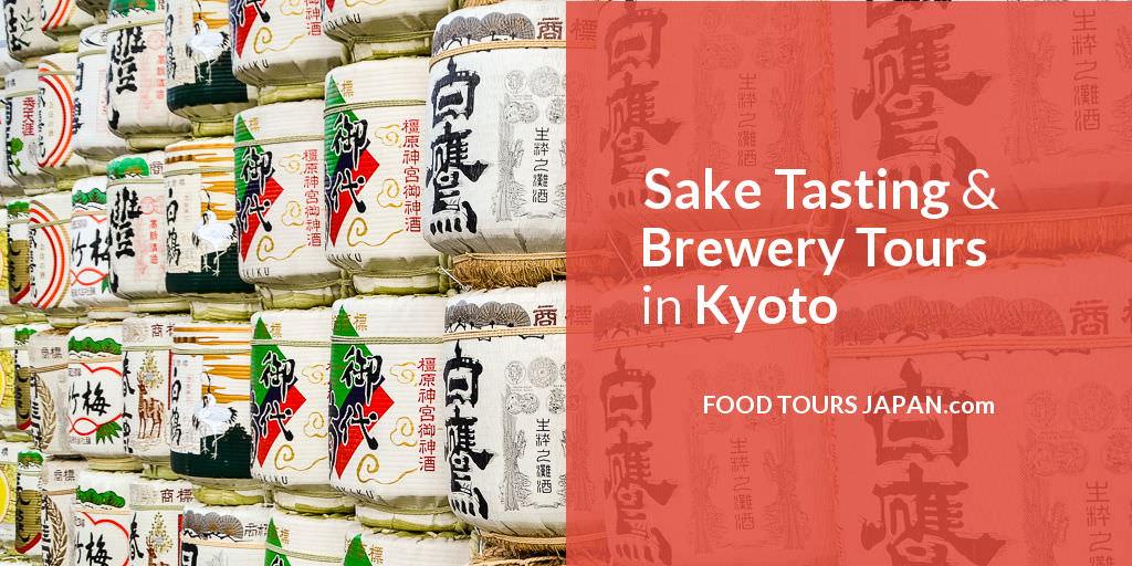 Sake Tasting & Brewery Tours in Kyoto