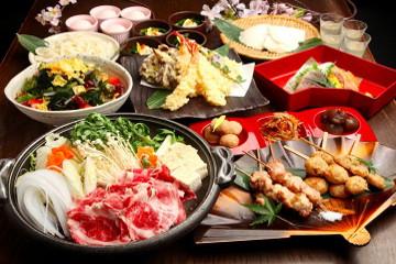 Kyoto Themed Izakaya Restaurant & Robot Show Tokyo