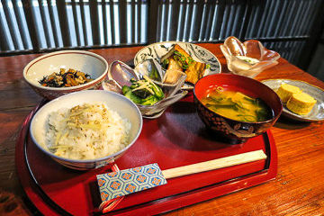 Traditional Kyoto Style Cooking Class