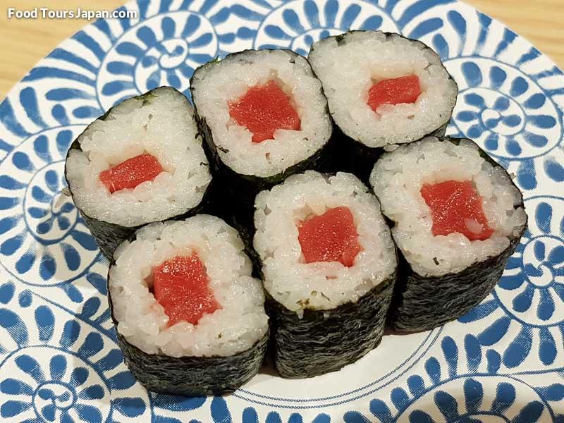 Tuna (Maguro) Maki