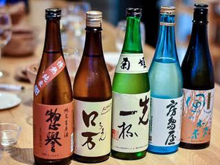 Sake Tasting & Food Tokyo