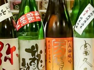 Sake Tasting and Food at a Secret Tokyo Place