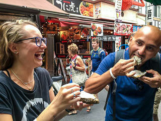 Tsukiji Market Food and Drink Tour