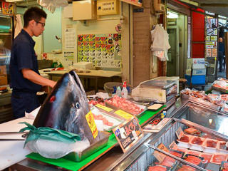 Tsukiji Inner and Outer Market Tour