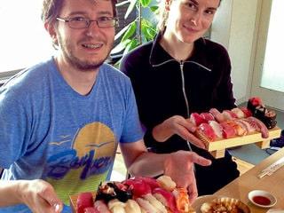 Tsukiji Market Insider Tour and Sushi Workshop