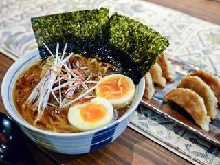 Ramen Gyoza Cooking Class Tokyo