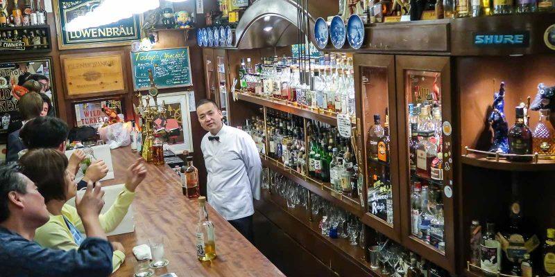 One Shot Bar Keith Whisky Osaka
