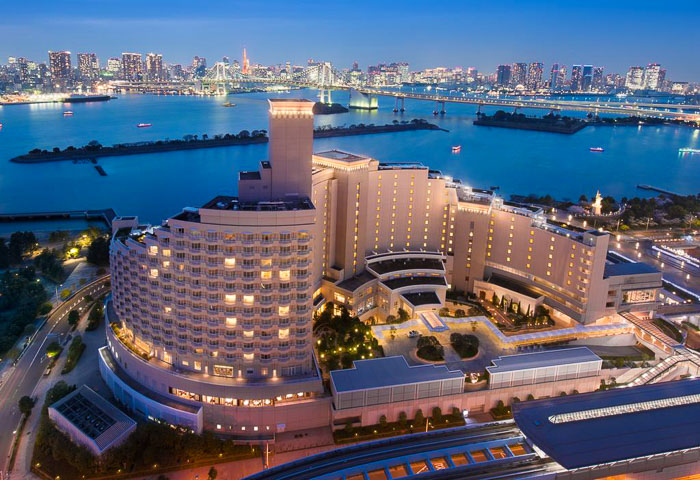 Hotels and places to stay near Toyosu Market