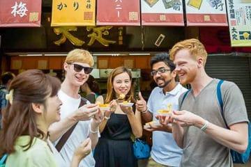 Toyosu Market & Tsukiji Market food tour
