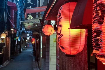 Old Kyoto Night Food Tour