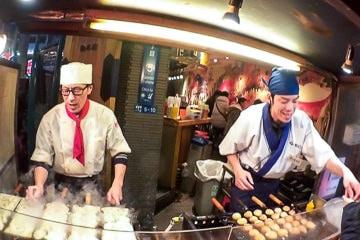 Osaka Street Food Tour