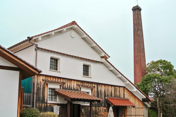 Hiroshima Sake Tasting Brewery Tours at Saijo