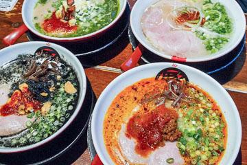 Ramen Tasting Tour Tokyo