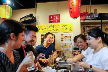 Shinjuku Snacks Drinks Food Tour Tokyo