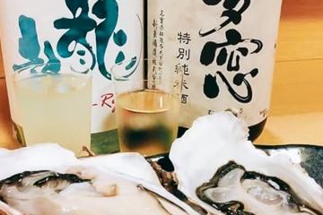 Sake Tasting Course Tokyo