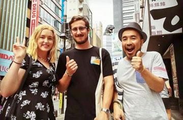 Tokyo Cooking Class Walking Tour