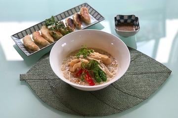 Vegan Ramen Gyoza Cooking Class Tokyo