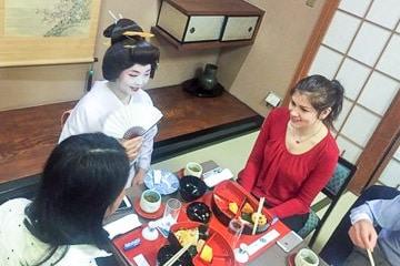 Geisha Maiko Dinner Show Nagoya