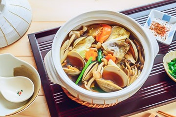Japanese Nabe Hotpot Cooking Classes