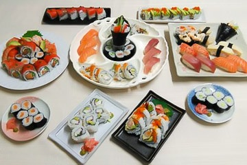 Make Sushi at Home Class