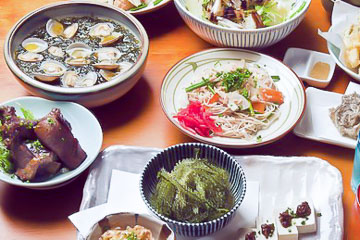 Online Okinawa Cuisine Cooking Course