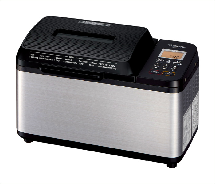 Zojirushi Home Bakery Virtuoso Plus Breadmaker BB-PDC20