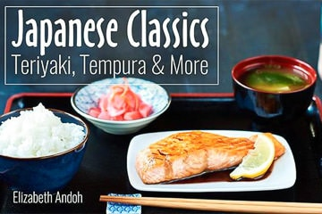 Classic Japanese Dishes Cooking Class Course