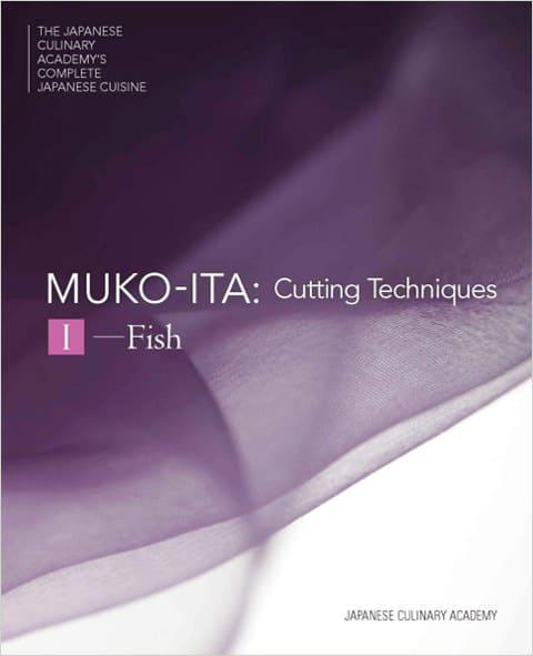 Muko-Ita Cutting Techniques Fish Cookbook