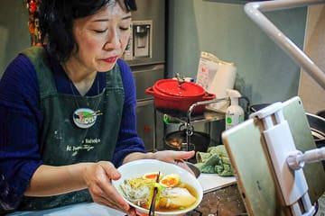 Ramen from Scratch Cooking Class Live Online