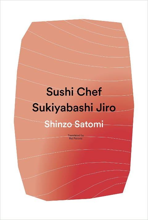 Sushi Chef - Sukiyabashi Jiro Cookbook