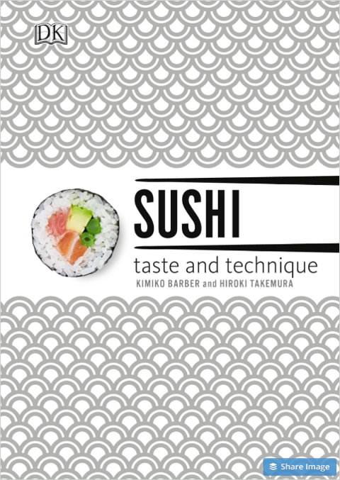 SushiTaste and Technique Cookbook