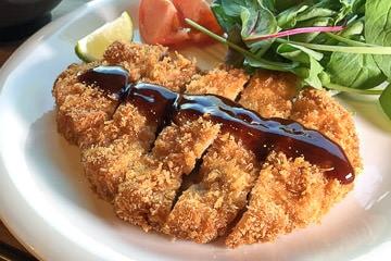Tonkatsu Japanese Pork Cutlet Cooking Class Live Online