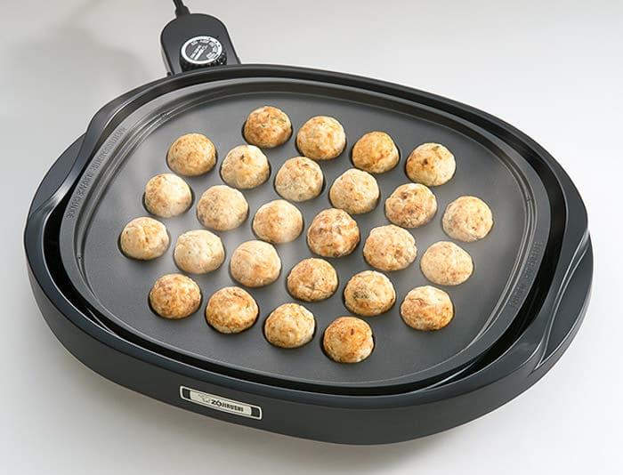 Zojirushi Takoyaki Grill Plate EA-YBC01